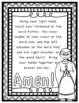 Sign of the Cross Posters & Worksheet Pack