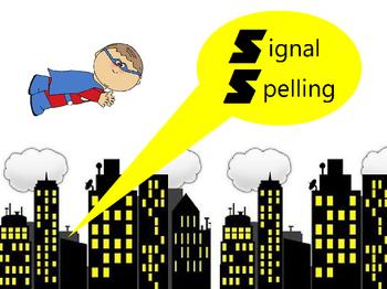 Signal Spelling