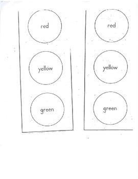 Signal / Traffic Light Colors