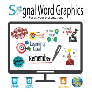 Signal Word Graphics