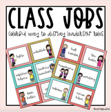 Class Job Chart (editable)
