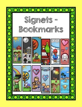 Bookmarks - Signets