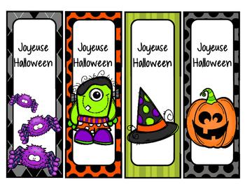 Signets - Halloween