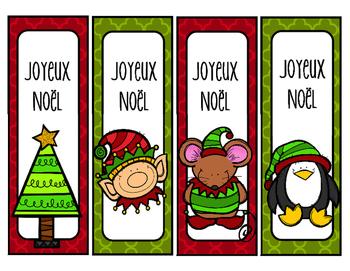 Signets - Noël