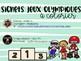 Signets à colorier - Olympiques