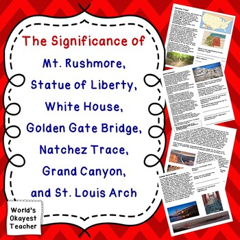 American Monuments and Landmarks