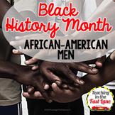 Significant African-American Men Jigsaw {Black History Month}
