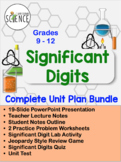 Significant Figures Bundle