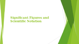 Significant Figure Powerpoint