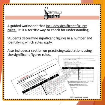 Significant Figures - Practice Significant Digits and Calculations