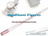 Significant Figures Video Lesson