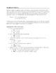 Significant Figures Worksheet & Quiz
