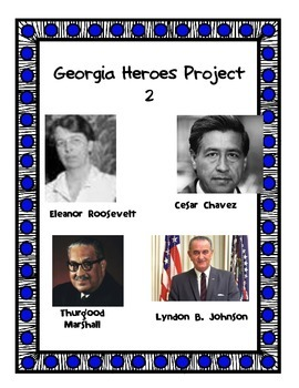 Significant People in U.S. History Project #2