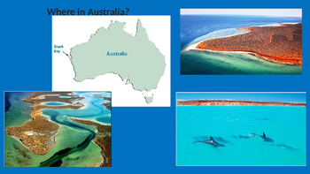 Significant Places in Australia - Geography Curriculum