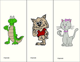 Sign Language Alphabet Flash Cards -A Signimalz™ American