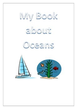 Signing Book - Ocean Theme