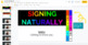 Signing Naturally - Unit 1 Vocabulary Power Points (With gifs)