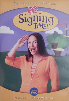 Signing Time - Special Education - Communication/Speech/Sign Language