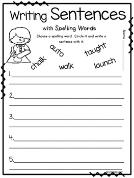 The Signmaker's Assistant, 2nd Grade, Centers and Printables