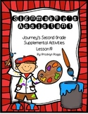 Signmaker's Assistant Journey's Activities - Second Grade