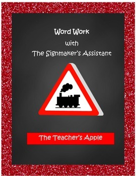 Signmaker's Assistant Word Work