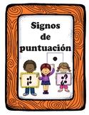 Signos de puntuación en español