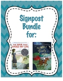 Signpost Bundle! The War that Saved My Life & The War I Finally Won!