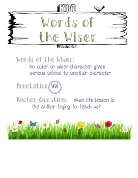 Signpost: Words of the Wiser