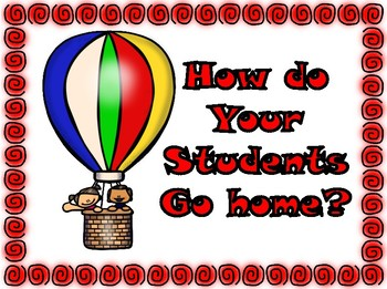 Signs: How Students Go Home