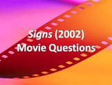 Signs Movie Guide