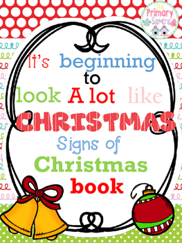 Signs Of Christmas Activity Book