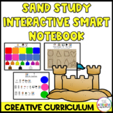Sand Study Distance Learning Smart Notebook