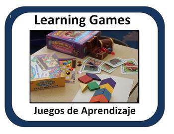 Signs and Centers/Letreros y Centros