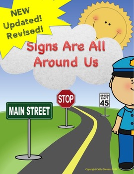 Updated and Revised! Traffic Signs and Street Signs - Signs are All Around Us