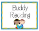 Signs for Literacy Centers {Guided Reading}