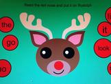 Christmas Sight Word Smartboard