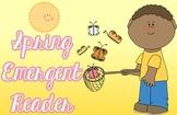 Signs of Spring Emergent Reader