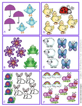 Signs of Spring Write the Room for Math Fun-Differentiated and Aligned