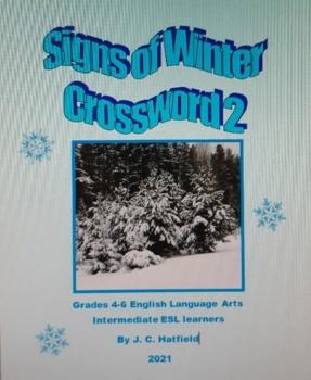 Signs of Winter Crossword 2