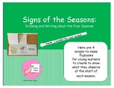 Signs of the Seasons: Drawing and Writing about the Four Seasons
