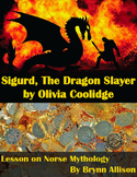 Sigurd, The Dragon Slayer by Olivia Coolidge: Focus on Nor