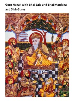 Sikhism Handout