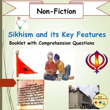 Sikhism Sikh Religion Reading Comprehension Passage