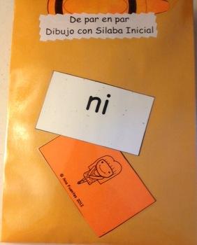 Sonido/Silaba Inicial - Juegos 17-19