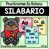 Silabario - Spanish Syllables Reading Practice