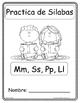 Silabas M, S, P, L