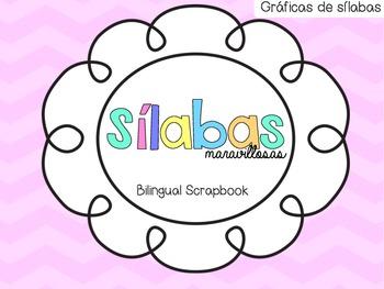 Silabas Maravillosas {Syllable Graphing in Spanish}