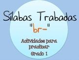Silabas Trabadas BR- Paquete de actividades {Spanish Conso