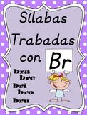 Silabas Trabadas BRA, BRE, BRI, BRO, BRU