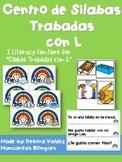 Silabas Trabadas -Centros con Silabas Trabadas